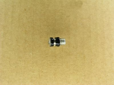 S00956 1 Pc Lot 1.0-10 Pf 250 Volt Nmep10 Glass Variable Air Trimmer Capacitor