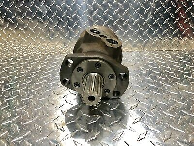 Hydraulic Motor Low Speed High Torque Lsht Orbital Gerotor Mlhh200l4