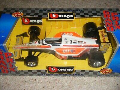 Bburago Burago Diecast 1:24 Pacific Grand Prix 6118 Mint Boxed