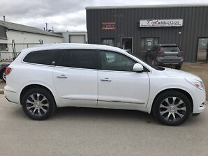 2017 Buick Enclave Leather 48km awd $28900