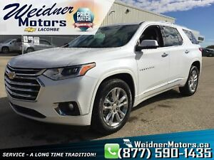 2019 Chevrolet Traverse High Country *Leather Interior, Sunroof*