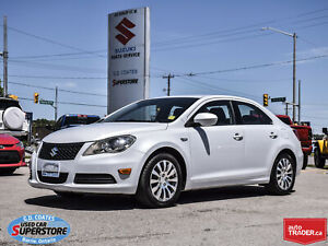 2011 Suzuki Kizashi SE ~Power Seat ~Heated Seats ~Alloy Wheels