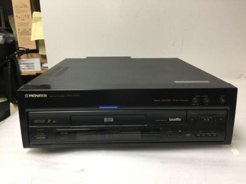 Pioneer DVL-700 CD DVD LD Laserdisc Player NO REMOTE