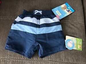 Swim trunks for a baby boy