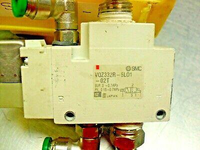 Smc Vqz332r-5l01-02t W Fittings