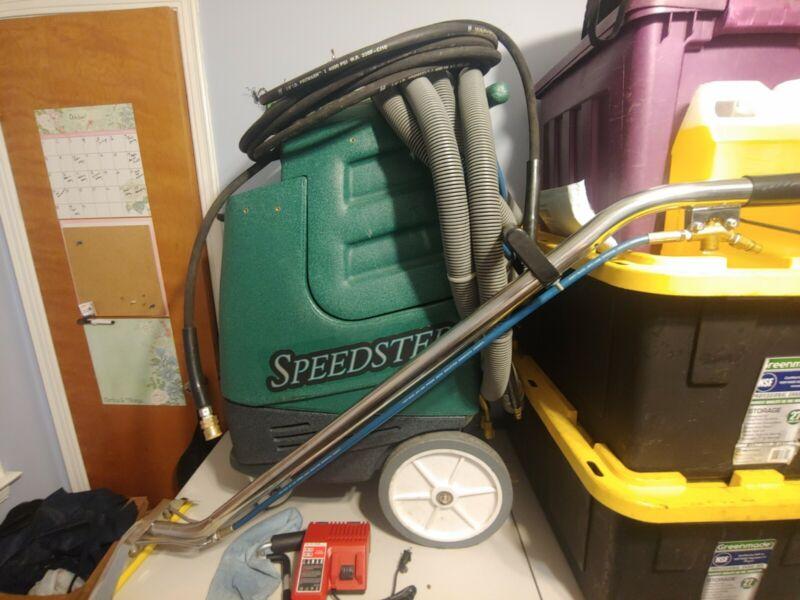 mytee speedster 2 carpet extractor