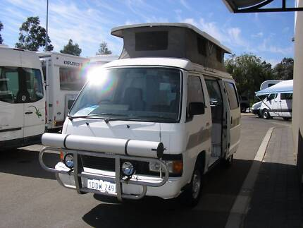 NISSAN POP TOP  DOVE CAMPER DIESEL MANUAL Wangara Wanneroo Area Preview