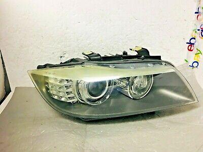OEM 2009 2010 2011 BMW 3 Series Sedan RH Passenger Xenon HID Headlight Damaged