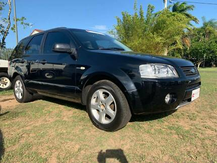 2004 Ford Territory Ghia Svensson Heights Bundaberg City Preview