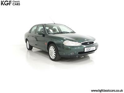A Luxurious Ford Mondeo Ghia X with Only 20,305 Miles and One Previous Owner