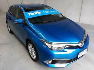 2017 Toyota Corolla Ascent Sport Hatch