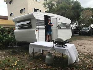 Perfect Family Weekender - Vintage Caravan Nundah Brisbane North East Preview