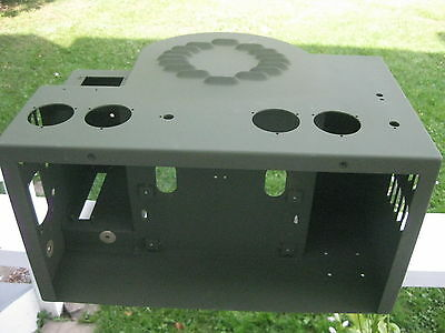 Us Military Control Box Engine Generator Housing Diesel Diy Parts Build