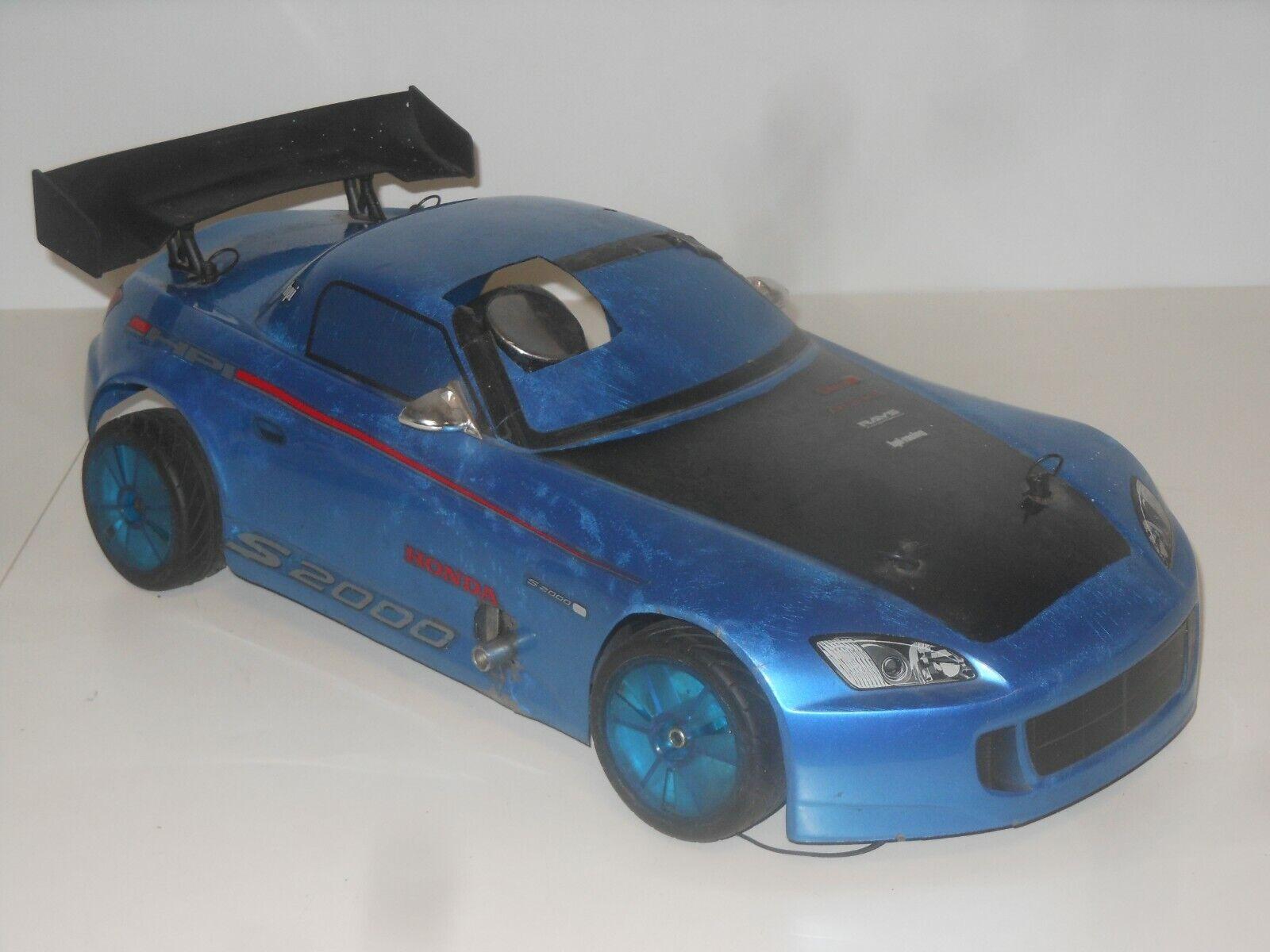 Ersatzteil 1x Bremsscheibe für Reely Carbon Fighter Verbrenner Buggy 1:6 RC Car