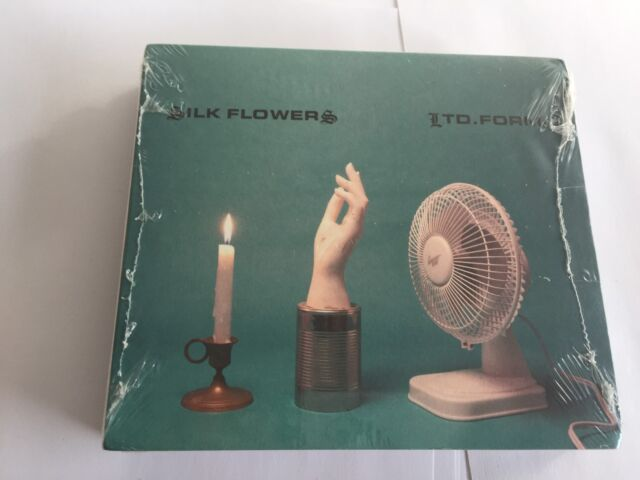 Ltd. Form : Silk Flowers CD (2011) 656605694320 NEW SEALED