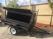 Single axle tradesman trailer, 6 x 4 medium duty, with 600mm top  Swan Hill Swan Hill Area Preview
