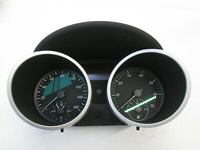Mercedes-Benz R171 SLK Instrument Cluster A1715403347 160 Miles as good as new