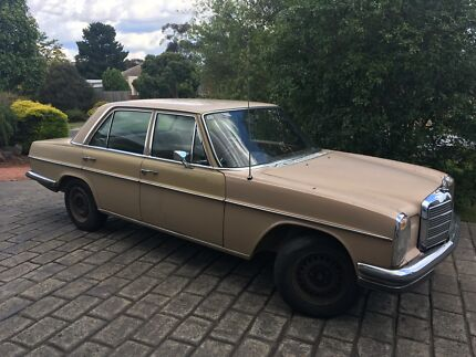 1972 Mercedes-Benz 280E Automatic St Helena Banyule Area Preview