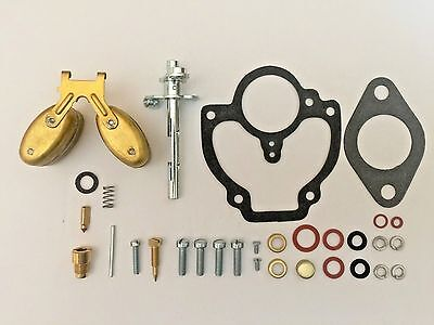 Massey Harris 44 44 Special 44-6 55 444 555 Tractor Carburetor Kit W Float