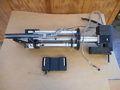 Svg Thermco Systems 603522-01 Avp 200mm Assy Robot Process Mtr Griper Test