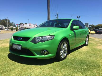 2008 Ford Falcon Xr6 Automatic St James Victoria Park Area Preview