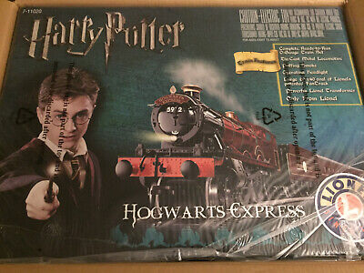 Lionel Hogwarts Express Ready To Play Train Set 7-11020, Brand New