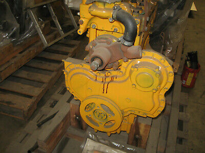 Perkins G4.236 Gasoline Propane Engine