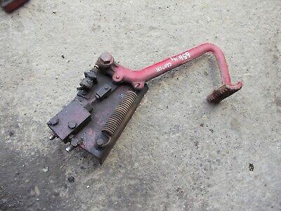 International Farmall 656 Rc Tractor Ih Original Hydraulic Clutch W Pedal