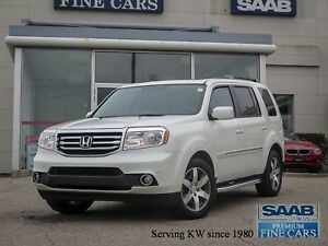 2013 Honda Pilot TOURING 7 Passenger/Navigation/DVD Entertainmen