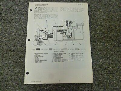 Caterpillar Cat D7 Tractor Powershift Transmission Shop Service Repair Manual B