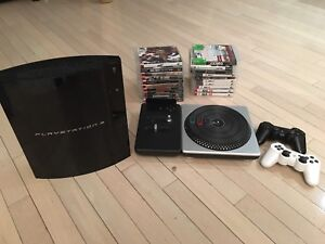 PlayStation 3 and games - PS3