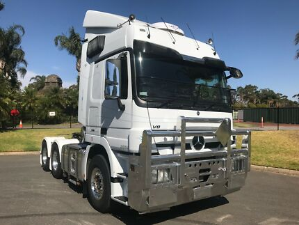 Mercedes Benz 2655 Actros  Primemover Regency Park Port Adelaide Area Preview