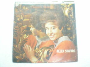 HELEN-SHAPIRO-HELENS-SIXTEEN-RARE-LP-record-vinyl-INDIA-INDIAN-124-VG