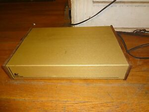 VINTAGE COMMODORE PET COMPUTER THE NET WORKS NETWORK ATTACHMENT BOX