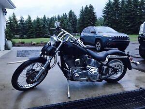 Harley Davidson 1987 softail custom