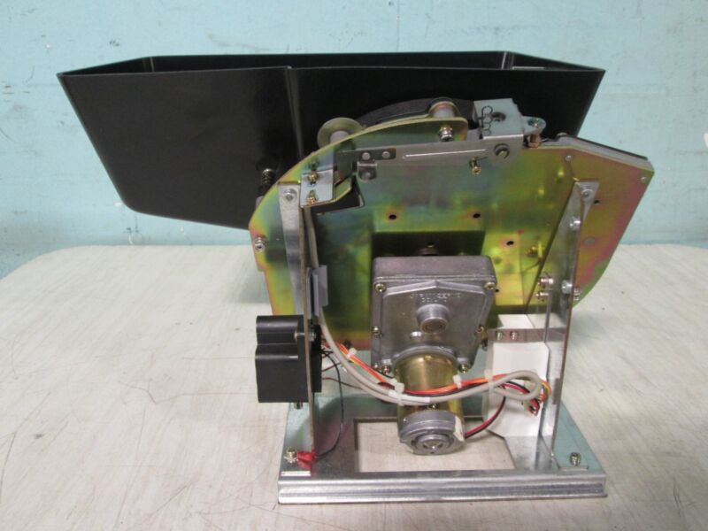 """BRAND NEW IN BOX* - ""ASAHI SEIKO"" VENDING MACHINE COIN HOPPER ASSEMBLY - DH750"