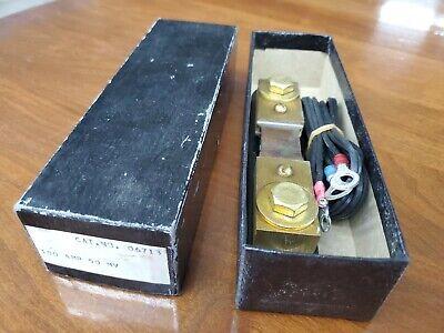 Simpson Electric 06713skullrg Z Shunt 100 Amp 50 Mv Ta-0380 Shunt