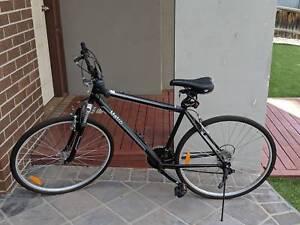 Shimano 700C 21-Speed Hybrid Bike - Aldi
