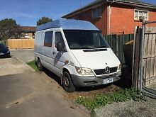 Mercedes sprinter 2003 rego&rwc Noble Park Greater Dandenong Preview