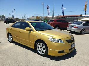2006 Toyota Camry ACV40R Sportivo Yellow 5 Speed Automatic Sedan Welshpool Canning Area Preview