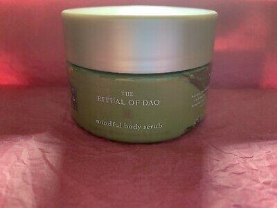 Rituals Ritual of Dao Mindful Exfoliating Body Scrub, 125ml