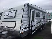 2016 Empire Family Custom Made Double Bunk Van Belmont North Lake Macquarie Area Preview
