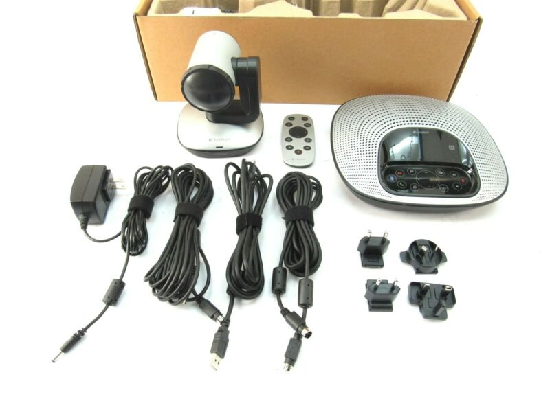 Logitech CC3000e 1080p Video Conferencing System