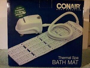 Conair Bath Spa Mat Ebay