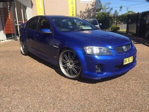 2006 Holden Commodore SS HSVI 6.0L V8 Sedan - MANUAL