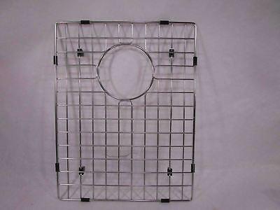 (Houzer BG-3300 WireCraft Stainless Steel Bottom Grid, 12-3/4-Inch x 16-1/2-Inch)