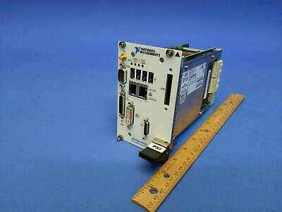 National Instruments Ni Pxie-8133 3.06ghz I7 4gb No Hd Pxi Embedded Controller
