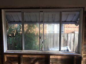 Aluminium 'stegbar' window Warragul Baw Baw Area Preview