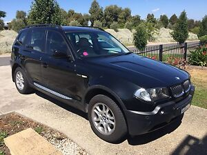2005 BMW X3 Gowanbrae Moreland Area Preview