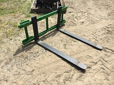 New Hla John Deere Compact Tractor Forks